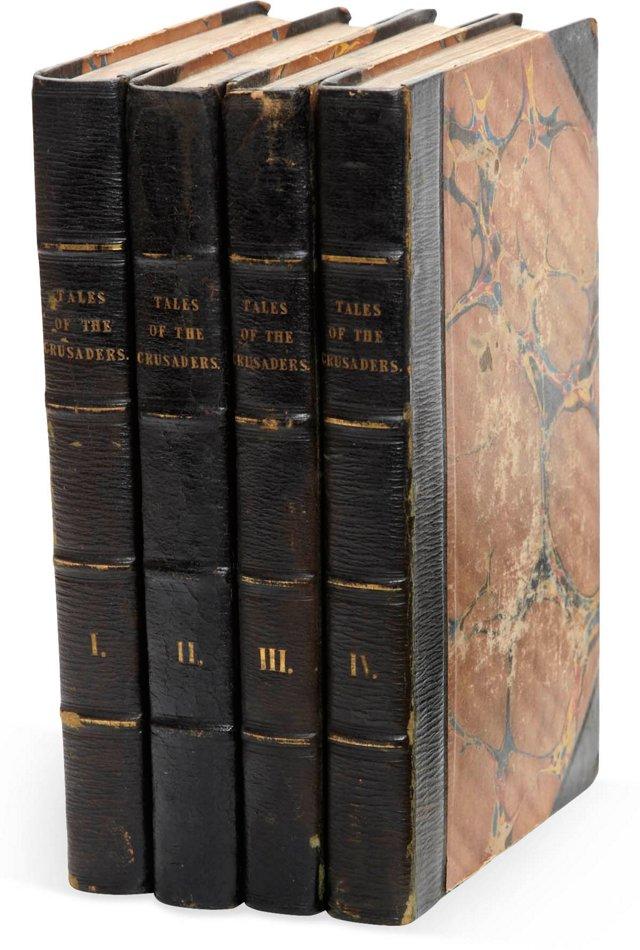 Tales of the Crusaders, 4 Vols.