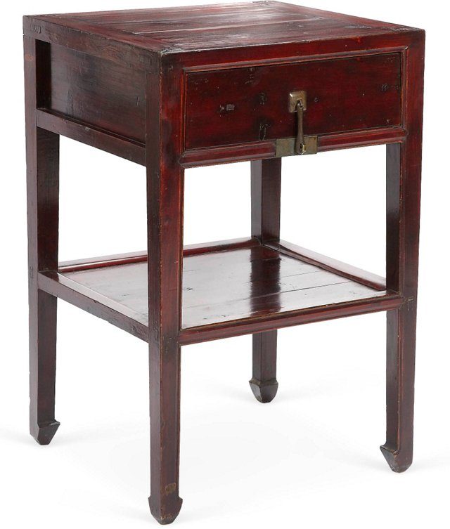Vintage Chinese Side Table