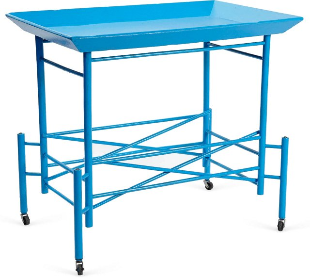French Serving Cart