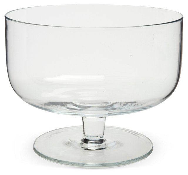 Large Crystal Compote