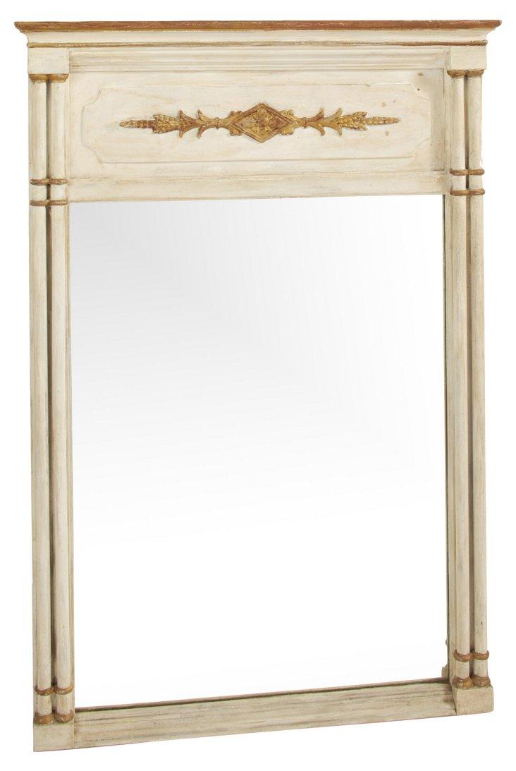 Midcentury Neoclassical Mirror