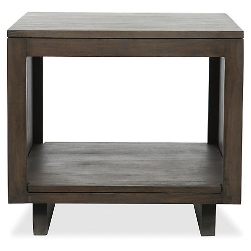 Messina Slat Nightstand