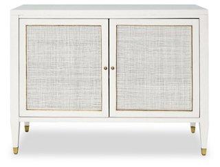 Henley Bar Cabinet, White   Bar Carts U0026 Cabinets   Dining Room   Furniture  | One Kings Lane