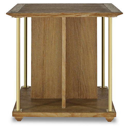 Henley Side Table, Natural