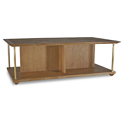 Henley Coffee Table, Natural