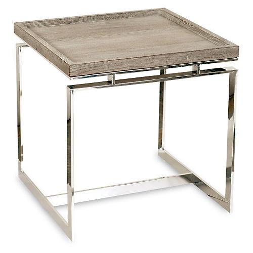 Irvine Side Table, Sand