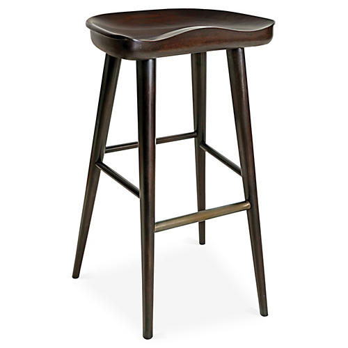 Louise Counter Stool, Midnight