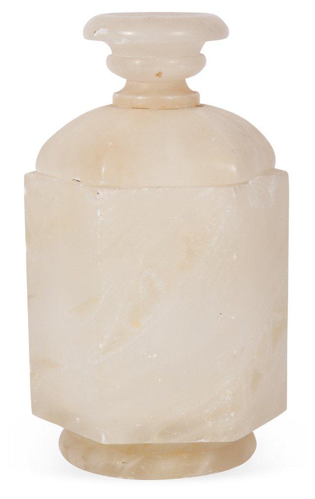 Alabaster Container