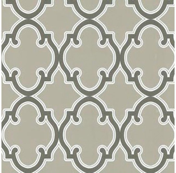Moroccan Gothic Grate, Taupe