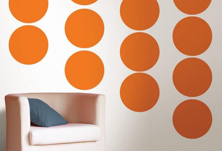 Combo Dots, Totally Orange