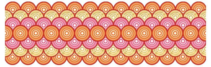Jonathan Adler, Geo Circles Stripe, S/2