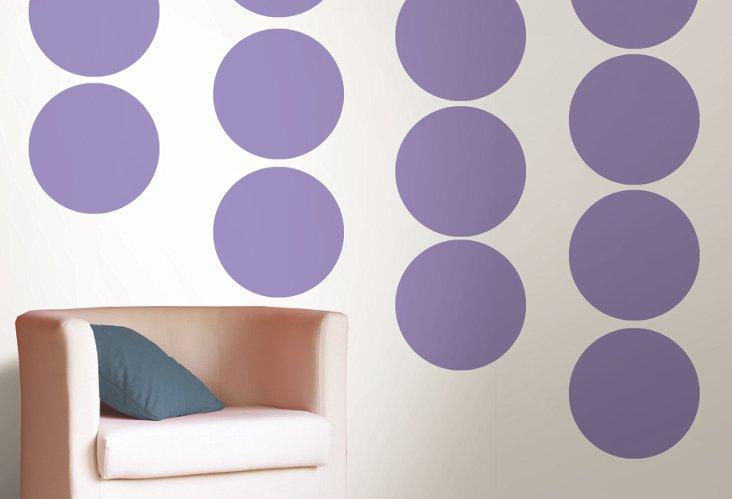 Purple Perk Dot Combo