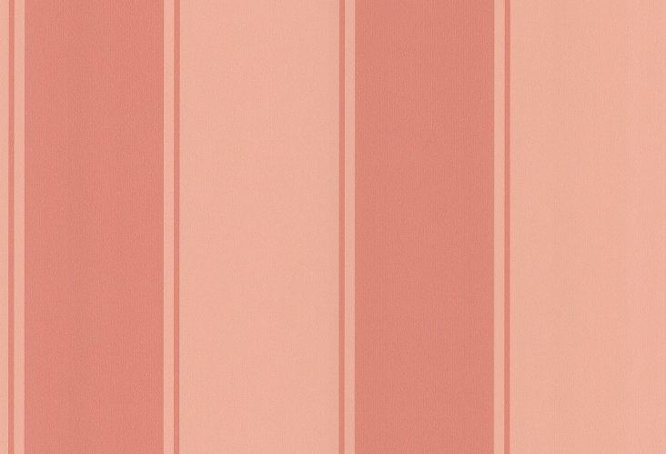 Blair Stripe Wallpaper, Pink