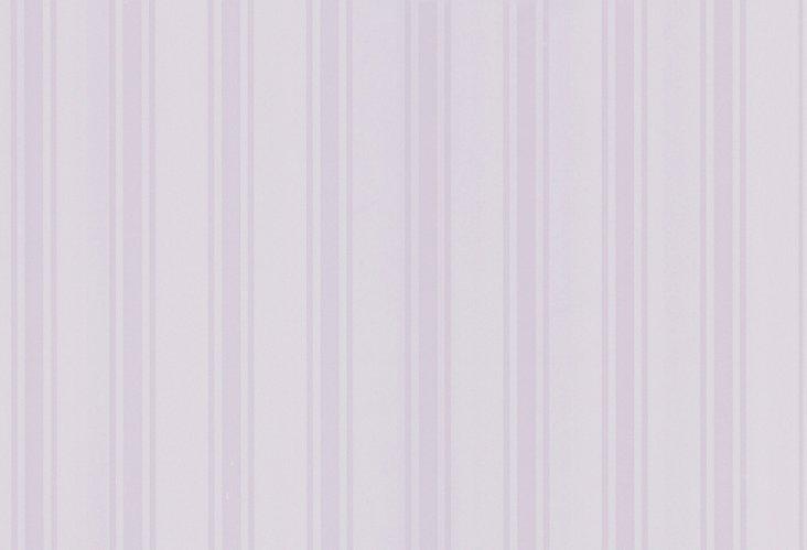 Toby Stripes Wallpaper, Purple
