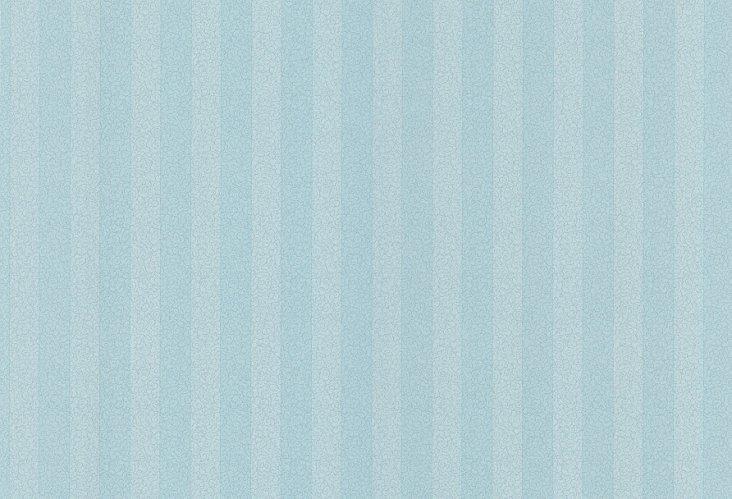 Lace Stripes Wallpaper, Blue