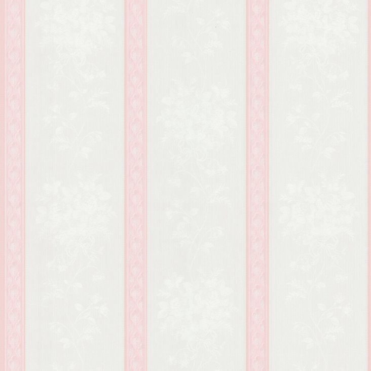 Kimberly Stripes Wallpaper, Pink