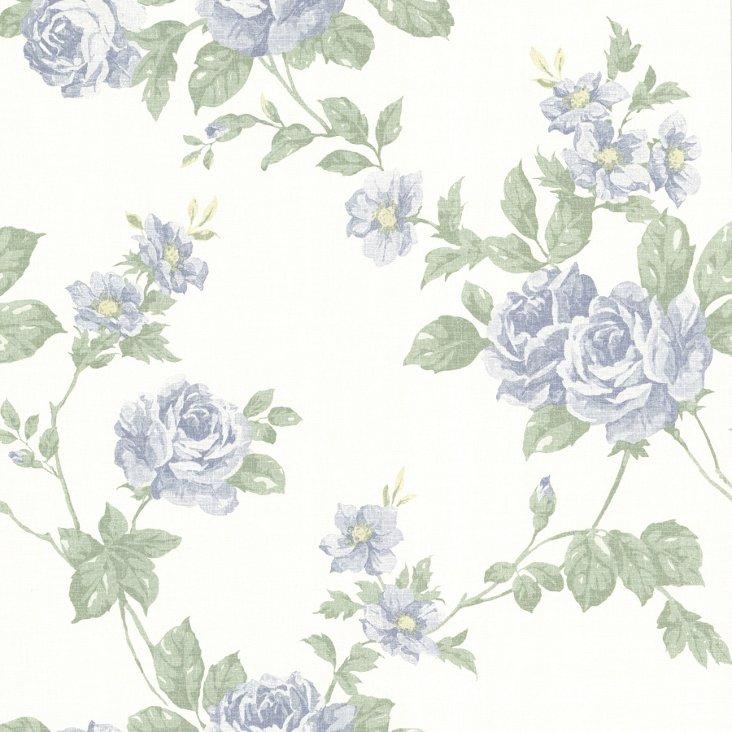 Bloom Floral Trail, Blue