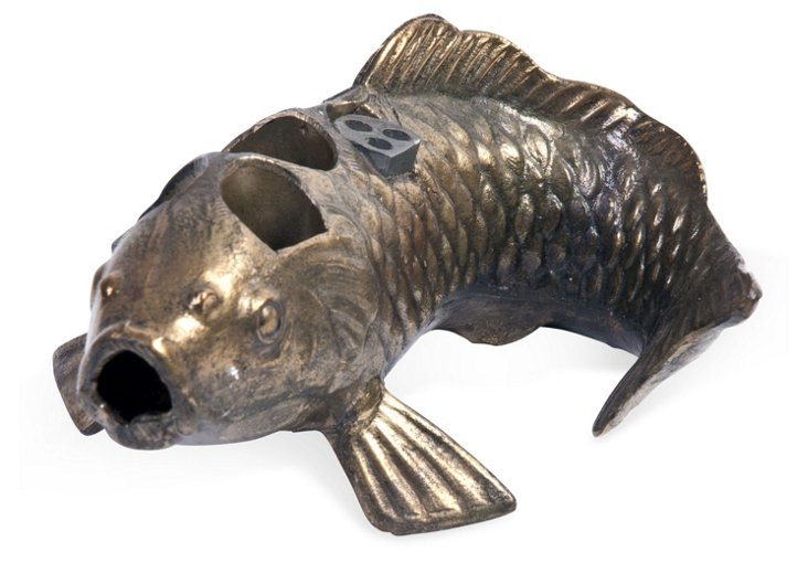 Brass & Lead Fish