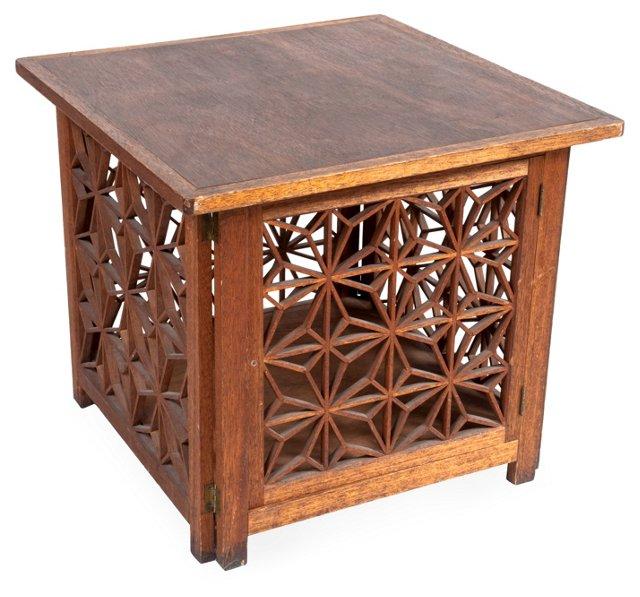 1950s Japanese Tea Table