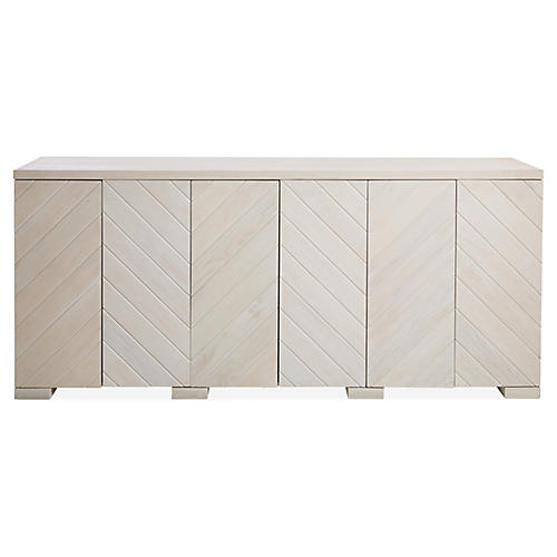 Penn Sideboard, Whitewash