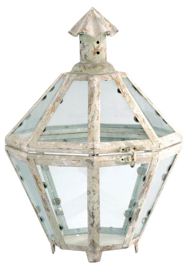 Iron Octagonal Lantern