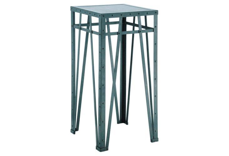 Iron Eiffel Side Table