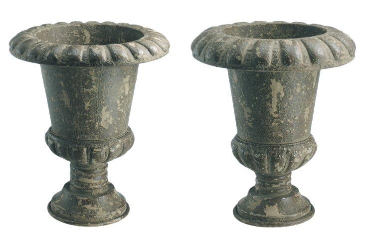 Iron Urns, Asst. of 2