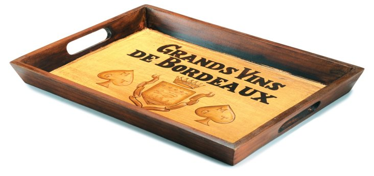 Grands Vins Tray