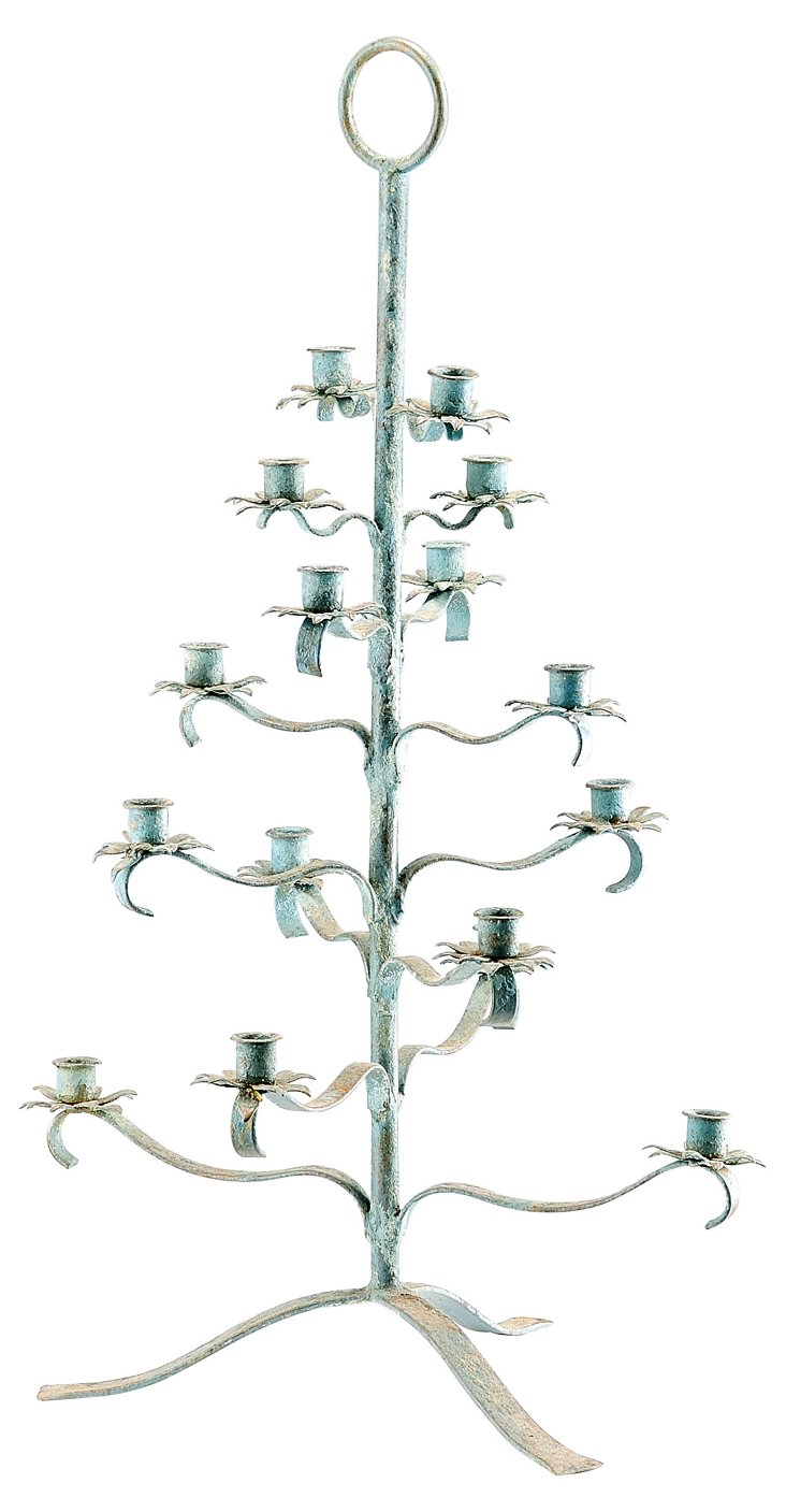 """32"""" Taper Candle Tree"""