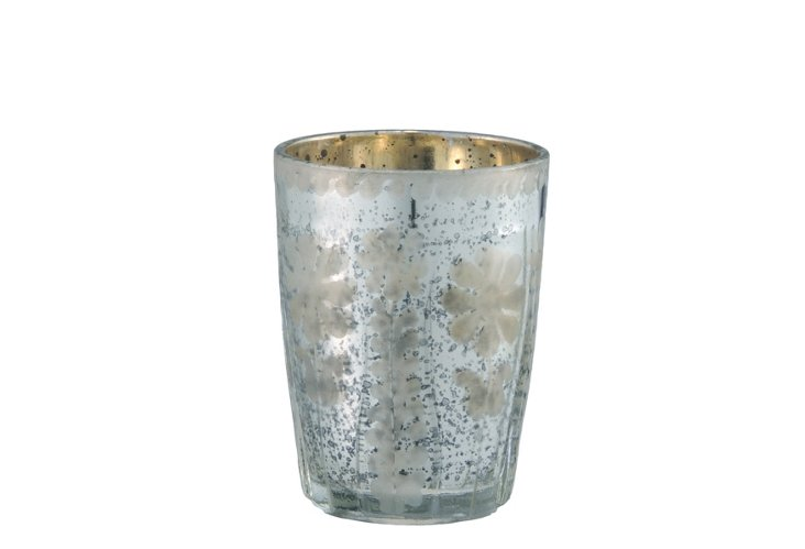 Karen Mercury Votive Holder