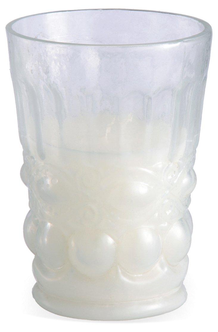 "4"" Glass Candle Votive"