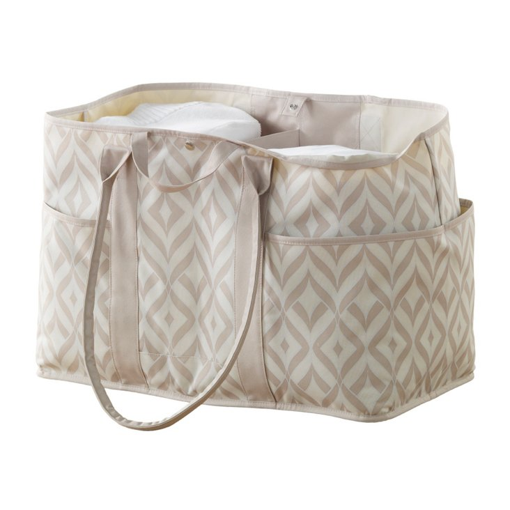 Double Fashion Laundry Tote