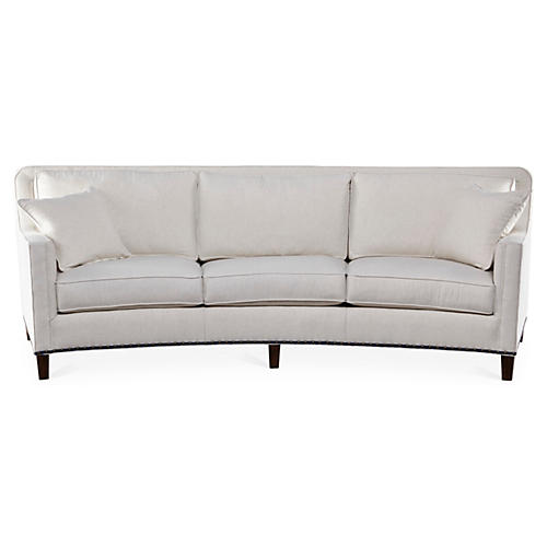 Caymen Curved Sofa