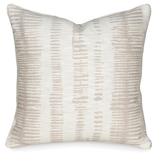 Viveca 20x20 Pillow, Ivory
