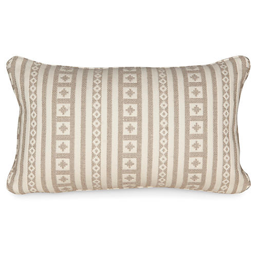 Aspen Lodge 12x20 Pillow, Tan