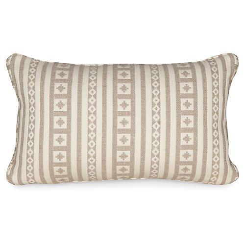 Aspen Lodge 12x20 Pillow, Tan