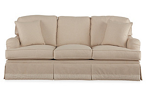 "Winston 86"" Sofa, Natural*"