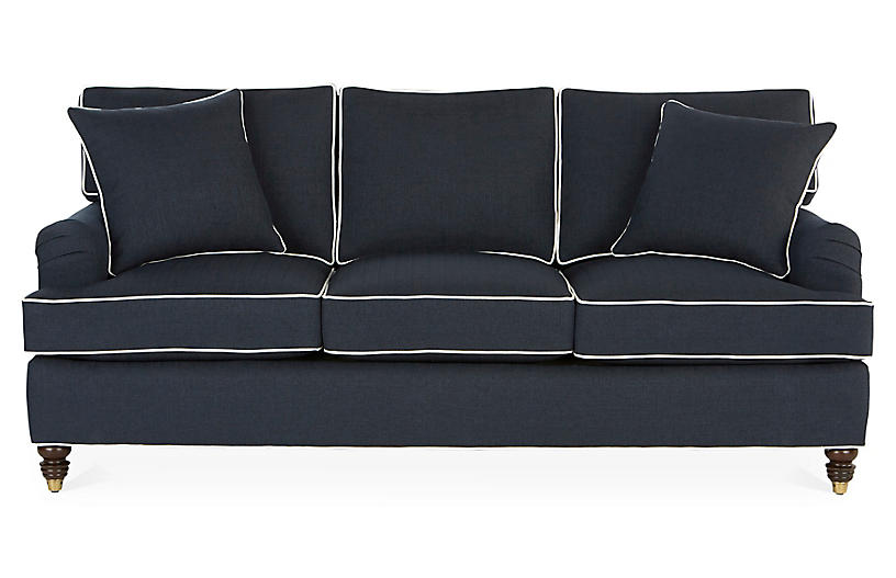 Kate Sofa, Navy Crypton