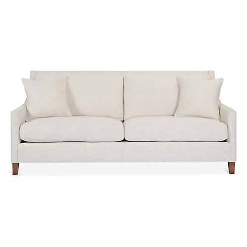 Lincoln Sofa, Pearl