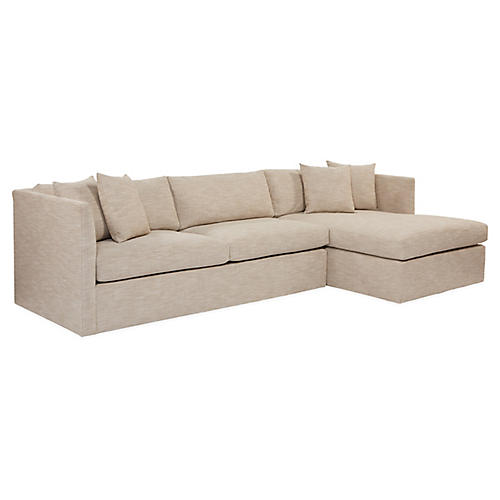 Jacobs Sectional, Sand