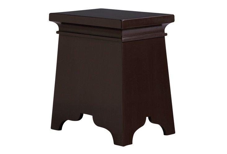 Lado Spot Table, Escape Chocolate