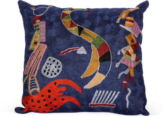 Modern Turkish Pillow I