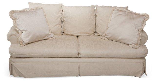 Damask Sofa
