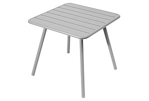 "Luxembourg 32"" Leg Table, Gray*"