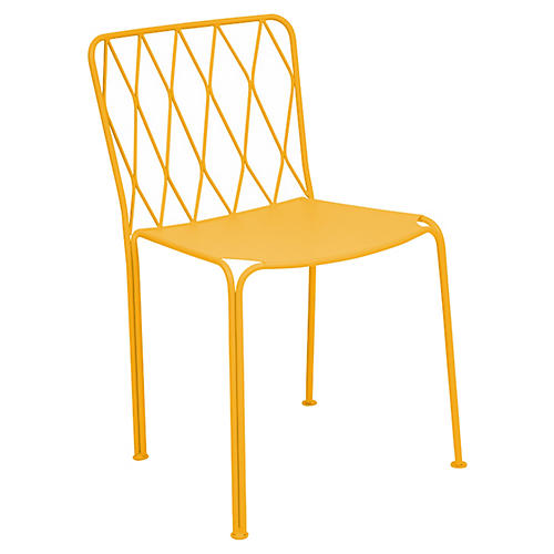 Kintbury Outdoor Chair, Honey