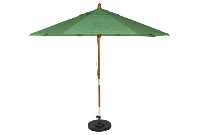 Solid Umbrella, Paradise (w/o Stand)