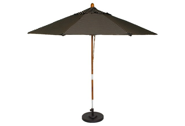 Harwood Umbrella, Onyx (w/o Stand)