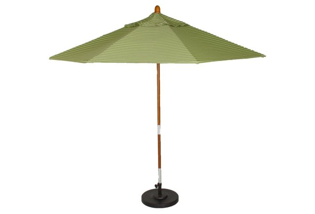 Harwood Umbrella, Peridot (w/o Stand)