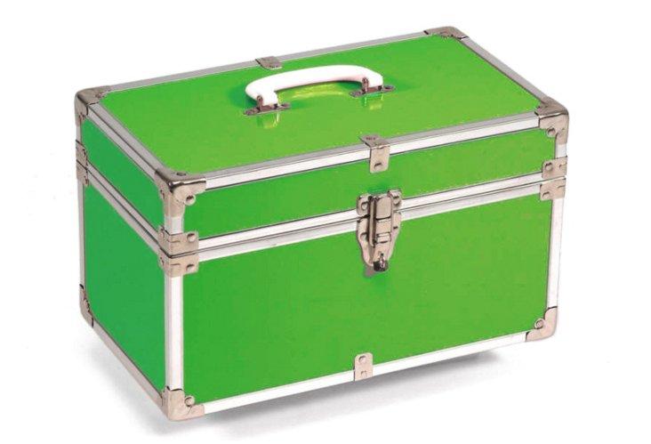Heirloom Small Storage Box, Lime