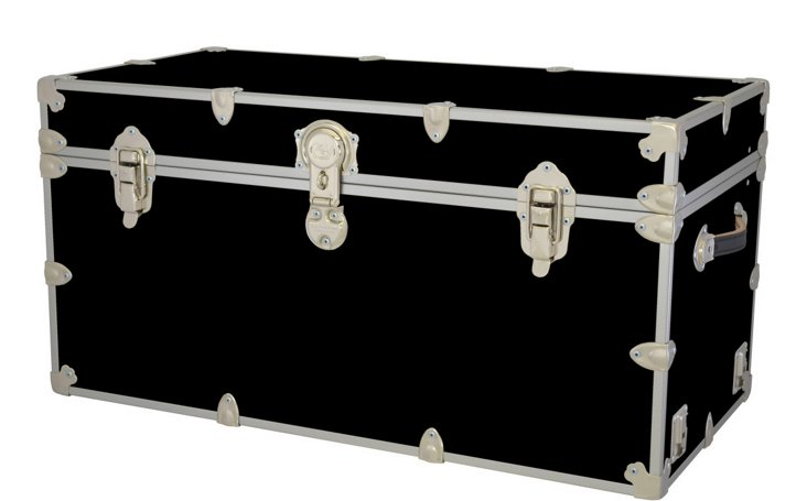Kids Travel Trunk, Black